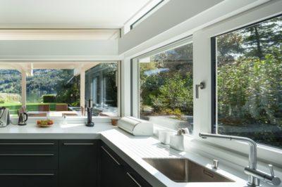 Interior,House,,View,Of,A,Modern,Kitchen