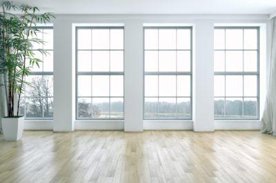 Modern,Bright,Interiors,Empty,Room,3d,Rendering,Illustration